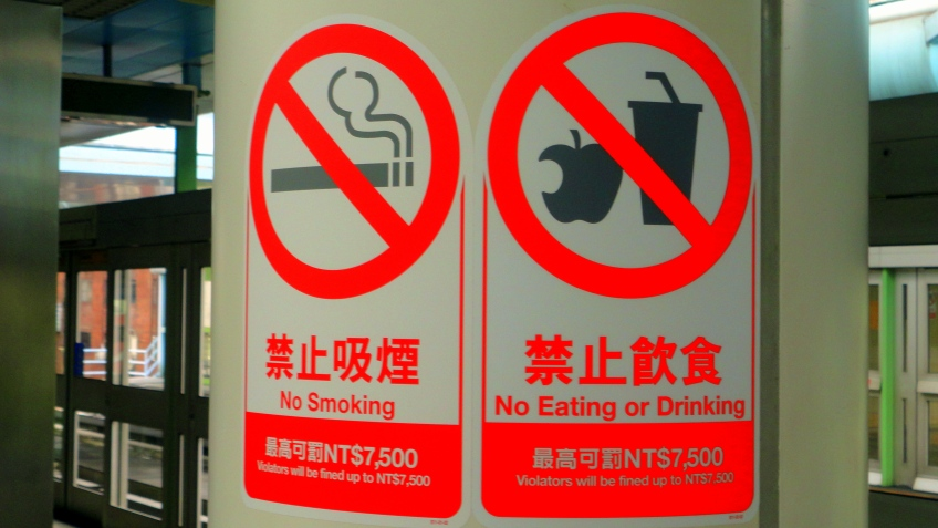 NO APPLES OR FOUNTAIN DRINKS