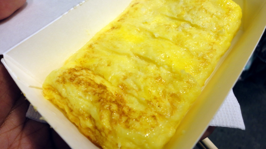 cheesy tamago