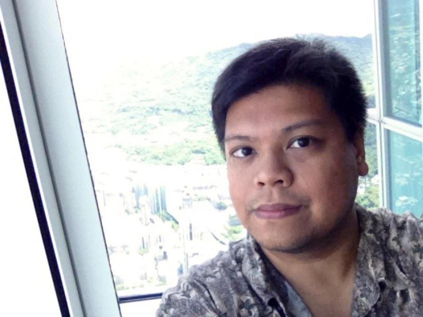 taipei 101 self portrait