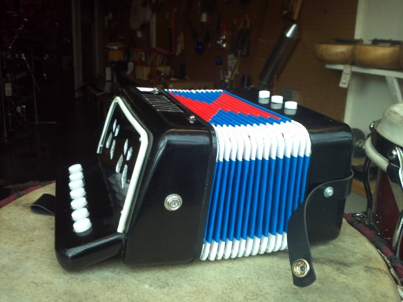 $25 toy accordion