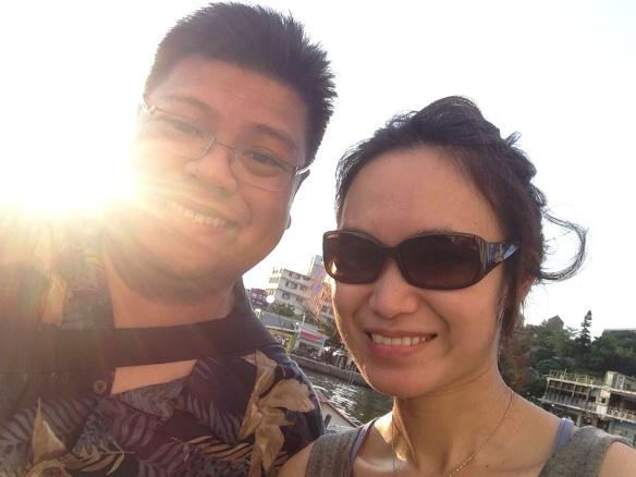 Me and Hong Kong Annie