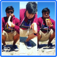 Desert Squat Banana Disaster