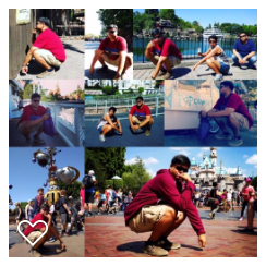 Disney Squats Composite