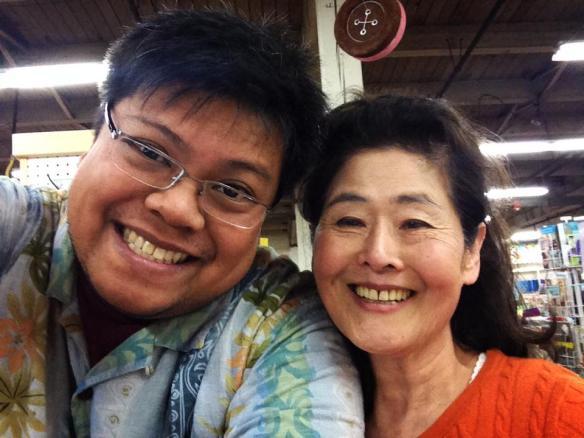 Me and Okada Sensei