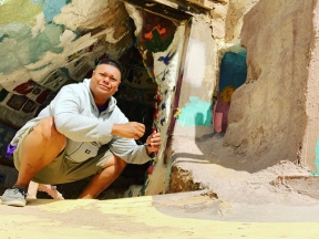 Salvation Mountain #asiansquatbombs