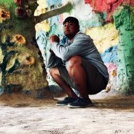 #asiansquatbombs Salvation Mountain