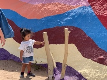 Little E, Salvation Mountain