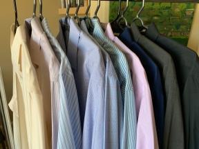 "My ""skinny neck"" dress shirts"