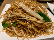 Soy Sauce Chow Mein, Pacific CaféHong Kong Kitchen